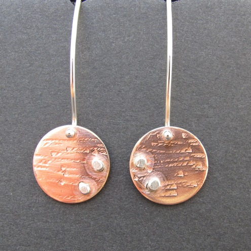 NR Jewellery Design - Lunar Earrings