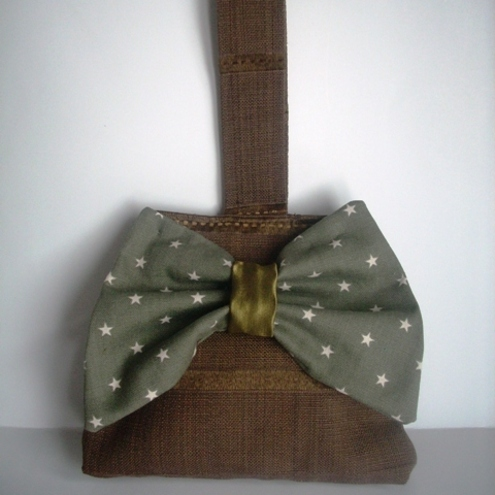 Not Just Handbags - Star Bow Bag
