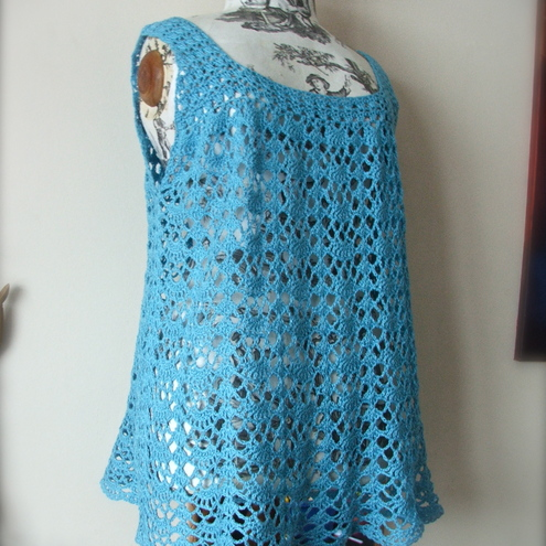 top by Blue Fish Handmade