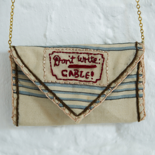 Tinkers Infinity - Envelope Necklace
