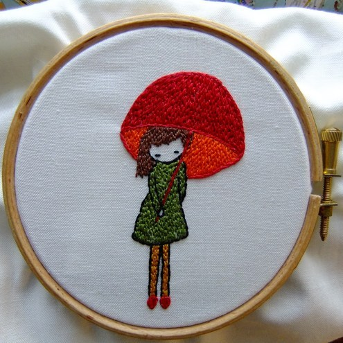 hand embroidery pattern pdf