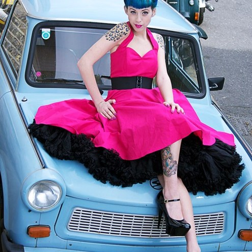 50's Rockabilly dress