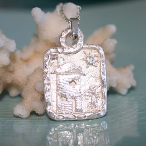 Wellydog - Home Sweet Home Necklace