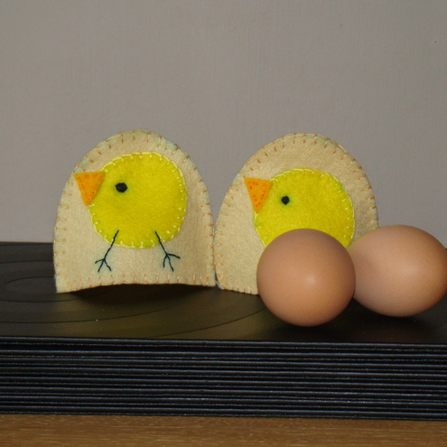 Little Chick egg cosies £4.00
