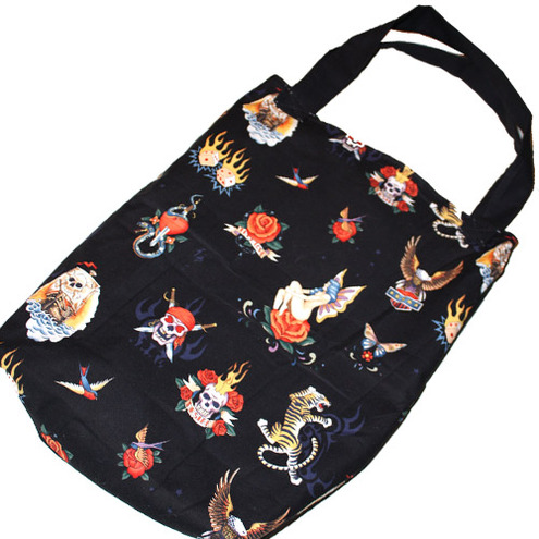 Alexander Henry Tattoo Fabric Bag
