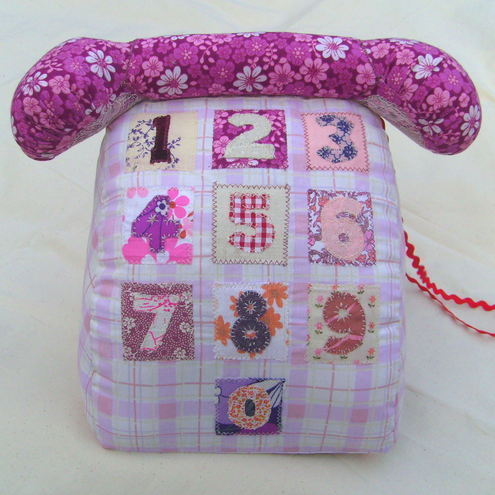 Needles And Buttons - Pink Telephone