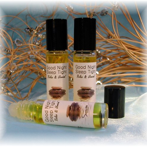 Scents-ible Solutions - Good Night Sleep TIght Rollerball
