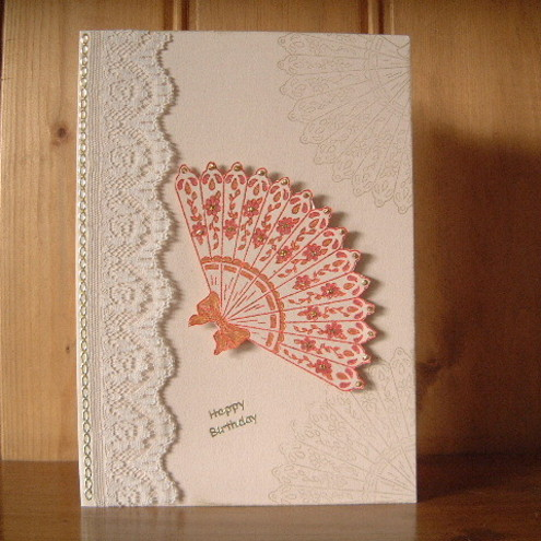 handmade birthday cards. some great handmade cards