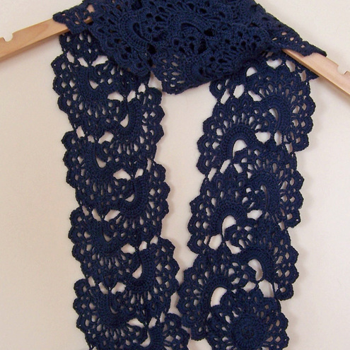 Crocheting Lace For Beginners : CROCHETING PATTERN SHELL - Crochet and Knitting Patterns