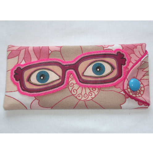 Lucy's Happy Place - Eye Eye Glasses Case