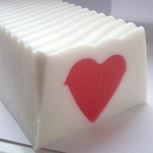 Soak Sensations - Slice Baby Love Handmade Soap