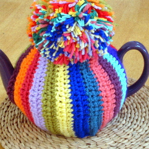 Folksy Buy Retro Vintage Tea Cosy Pattern Crochet Craftjuice