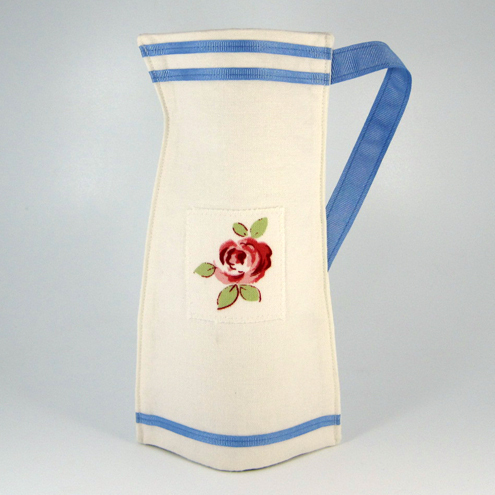 Jug Slip cover by The Cotton Potter