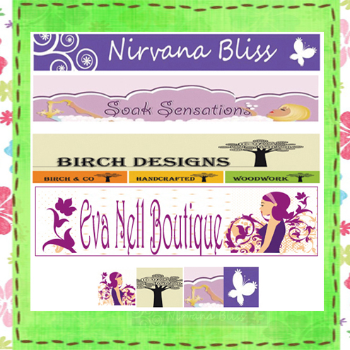 Banner and Avatar Set £10.00
