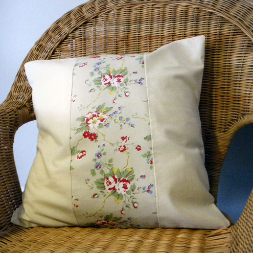 Bluebell and Rosie, Cushion Cover £14