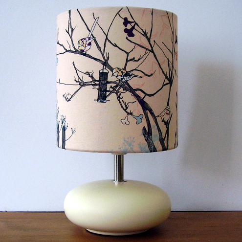 Littlebirdy Designs, Lampshade £26