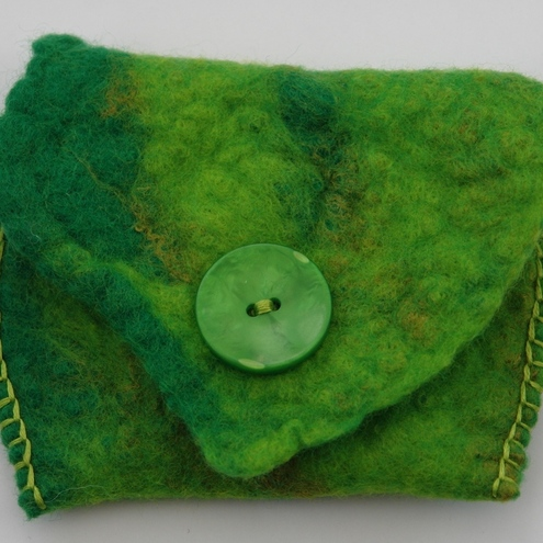Felted Purse £4.00