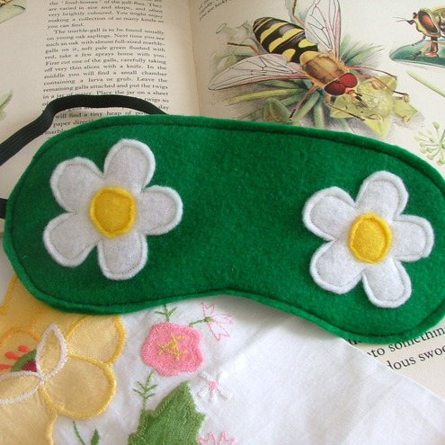 4GetMeNot - Lazy Daisy Sleep Eye Mask