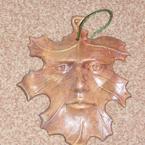 Eeksie Peeksie Ceramic giftware - Green Man