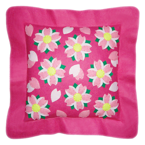 Cherry Blossom Cushion br Alice & Charlotte