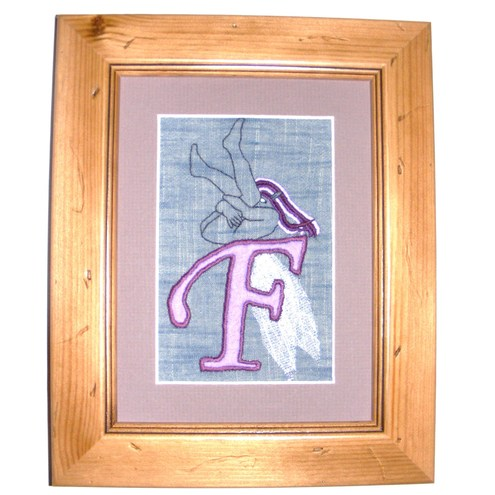 Jam Crafts, Frames Fairy £45