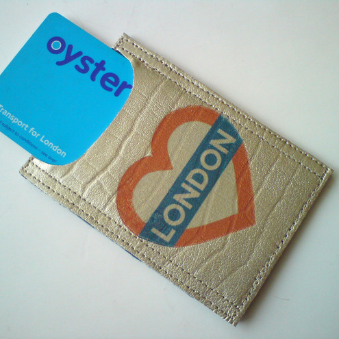 Dee Hewitt - Oyster Card Holder
