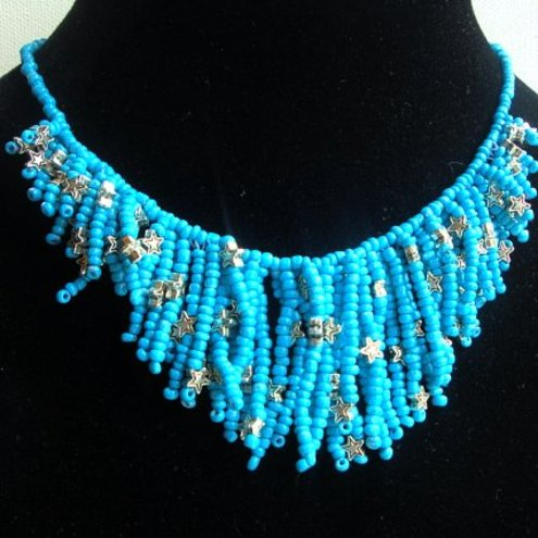 Mildunkley Beads - necklace