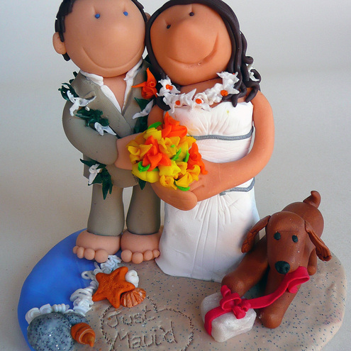 Your Model Your Way: Personalised Cake Toppers and Special Gifts