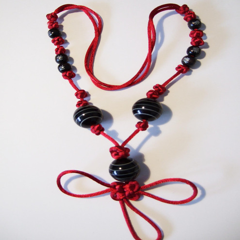 Good Luck necklace £8.00 - Mazey Janner Crafts