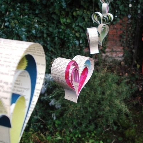 Handmade Wedding Decorations Favours