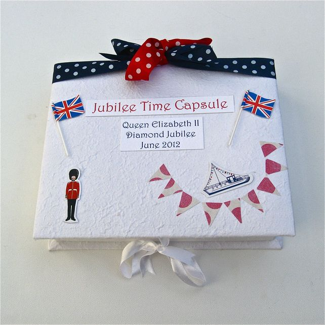 Dottie Designs - Jubilee Time Capsule