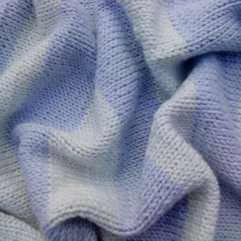 Large Comfort Blanket £46.00 - Knit Knots