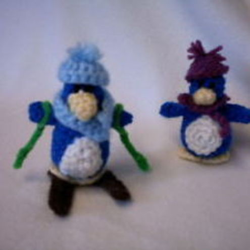 CROCHET PATTERN + PENGUIN - Crochet Club