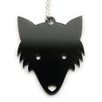 Fox necklace from Finest Imaginary