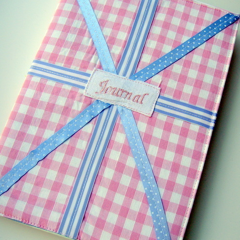 Made with Love X - Union Jack Journal