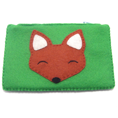Minifelts - Fox Purse