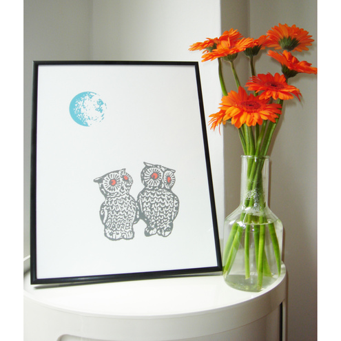 Cute Pics Of Owls. This cute pair of owls was