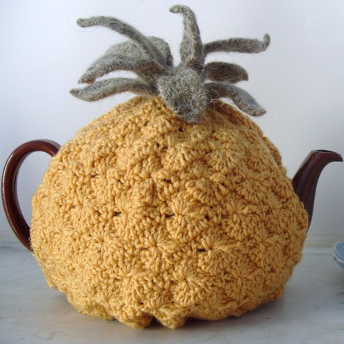 Teacosy House - Pineapple Tea Cosy