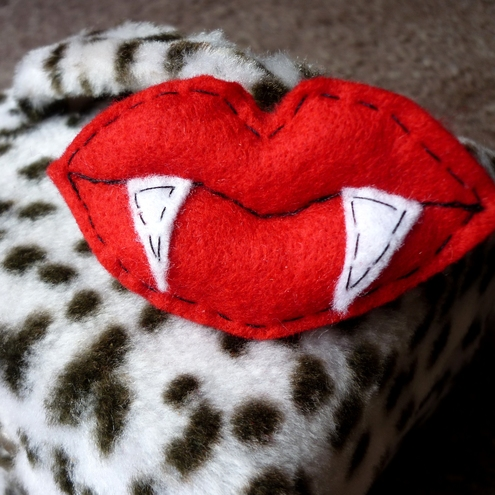 Vampire Lips by *Cupcakes&Kittens*