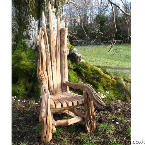 Free Range Designs - Story Telling Chair