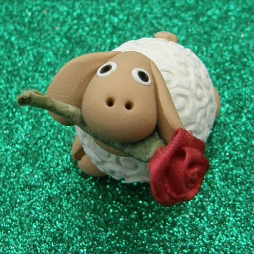 Giggles Animal Gifts - I love 'ewe' !