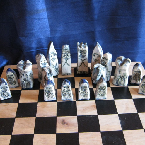 Tridimensional chess lookup beforebuying - Ceramic chess sets for sale ...