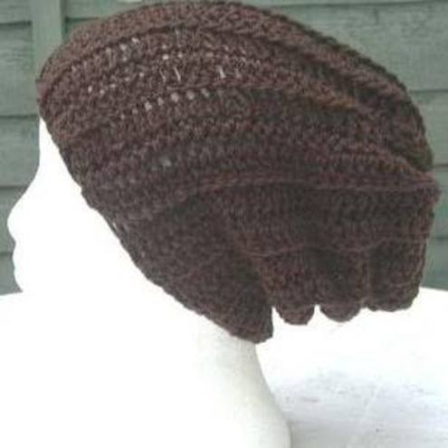 WM0304 Boy's Crocheted Hat - Sewing, Needlecraft, Thread