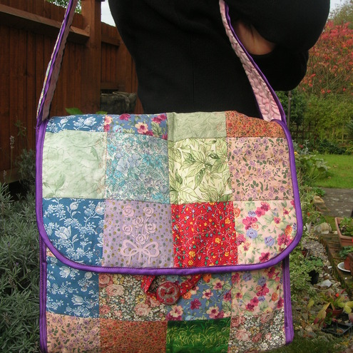 Lovely Bag by Just Gill