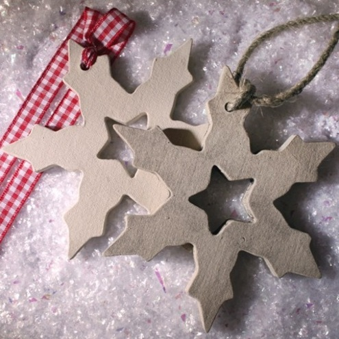 Cherry Pie Lane Snowflake decoration