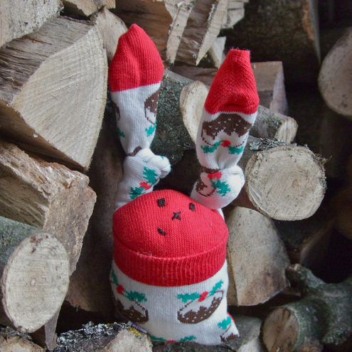 Christmas Bunny!