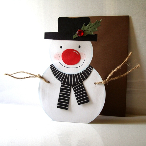 Handmade Christmas Cards -