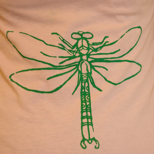 Conker Love - Dragonfly T shirt