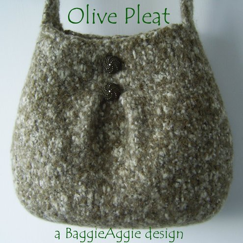 Free Felted Bag  Purse Patterns · Felting | CraftGossip.com