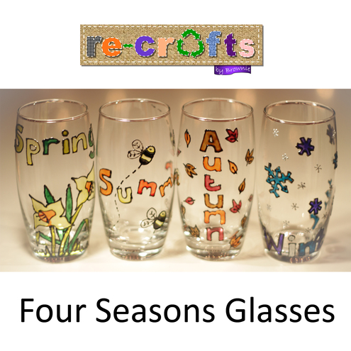 four seasons glasses